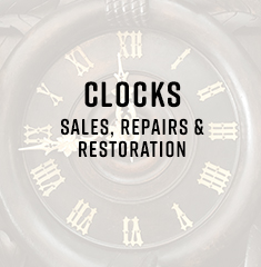 clock sales repairs restoration