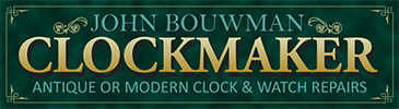 John Bouwman - Clocks and Watches