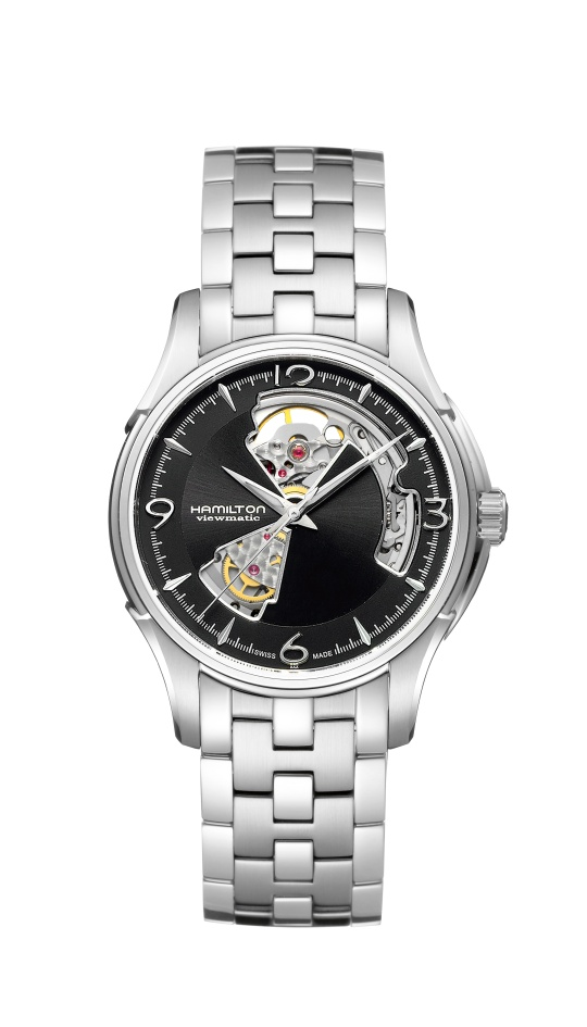 Hamilton Watches For Sale JAZZMASTER OPEN HEART AUTO (H32565135)