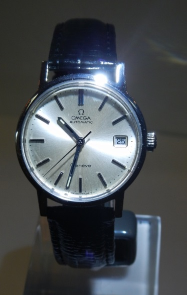 Vintage Watches For Sale Omega Gents Geneve Auto Wind Watch