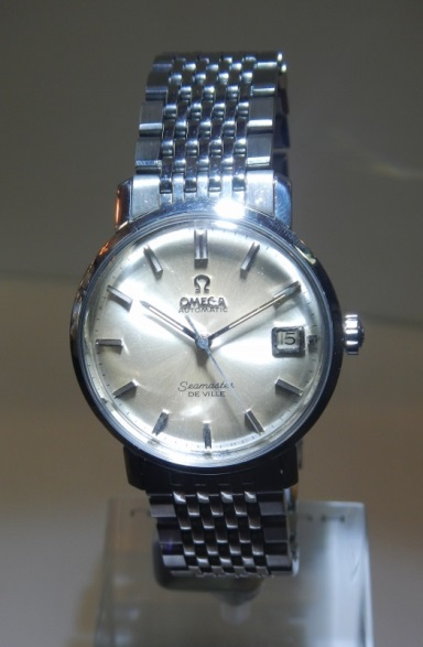 Vintage Watches For Sale Omega Seamaster deVille Automatic Watch